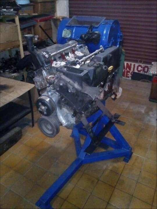 Mantenimiento reparación de motores nafteros y diésel - 0