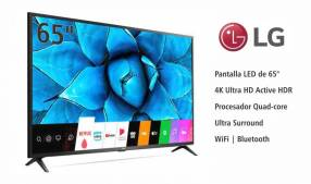 Televisor Smart LED LG 65 pulgadas 4K