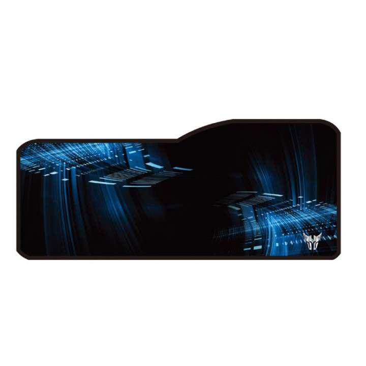 Mouse pad Argom ARG-AC-1227BK gaming negro - 0