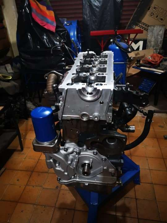 Mantenimiento reparación de motores nafteros y diésel - 3