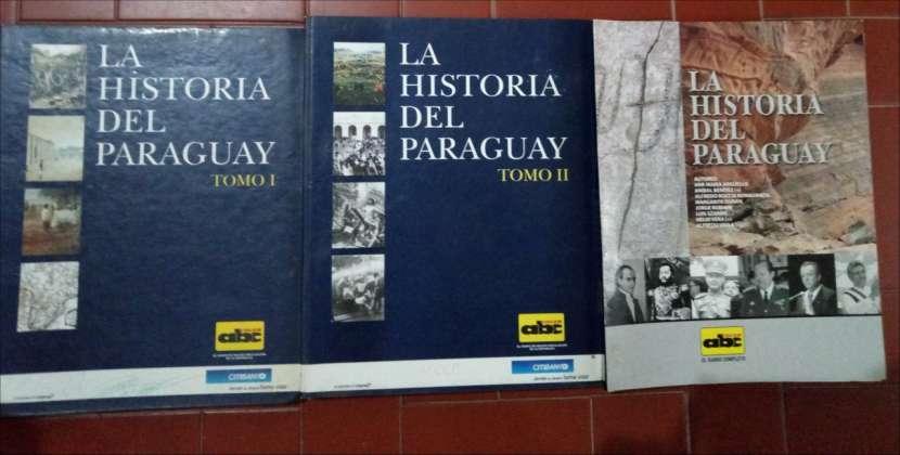 Compendio de historia del Paraguay de ABC Color - 1