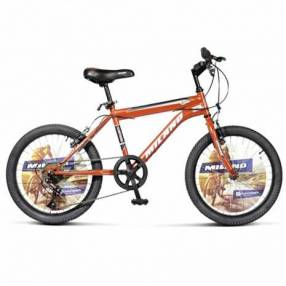 Bicicleta action yeron aro 20