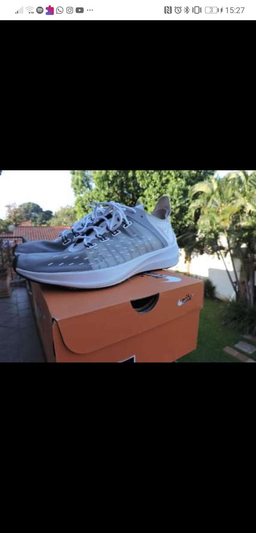 Calzado Nike EXP-7 Running 9.5 - 1