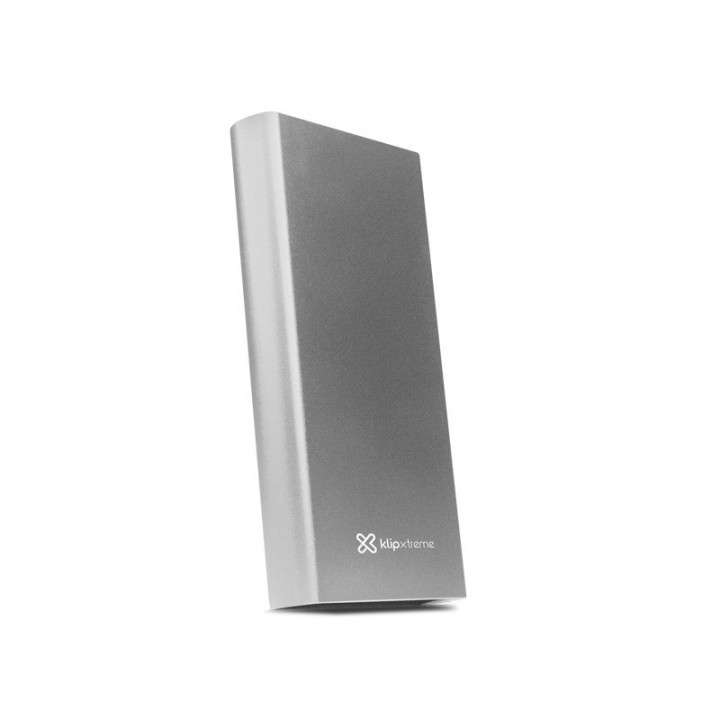 Power bank KBH-205SV ENOX FINO 20.000 MAH Gris - 0
