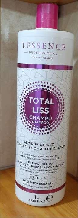 Shampoo post alisado 1 litro - 1