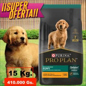 Purina PRO Plan Puppy de 15 Kg