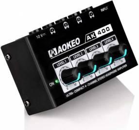 Amplificador para auriculares AOKEO