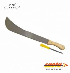 Machete Corneta 20