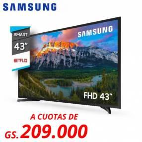 Smart TV Samsung de 43 pulgadas Full HD