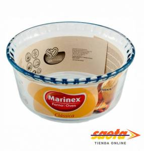 Molde redondo grande para soufflé Marinex ref 6388/41