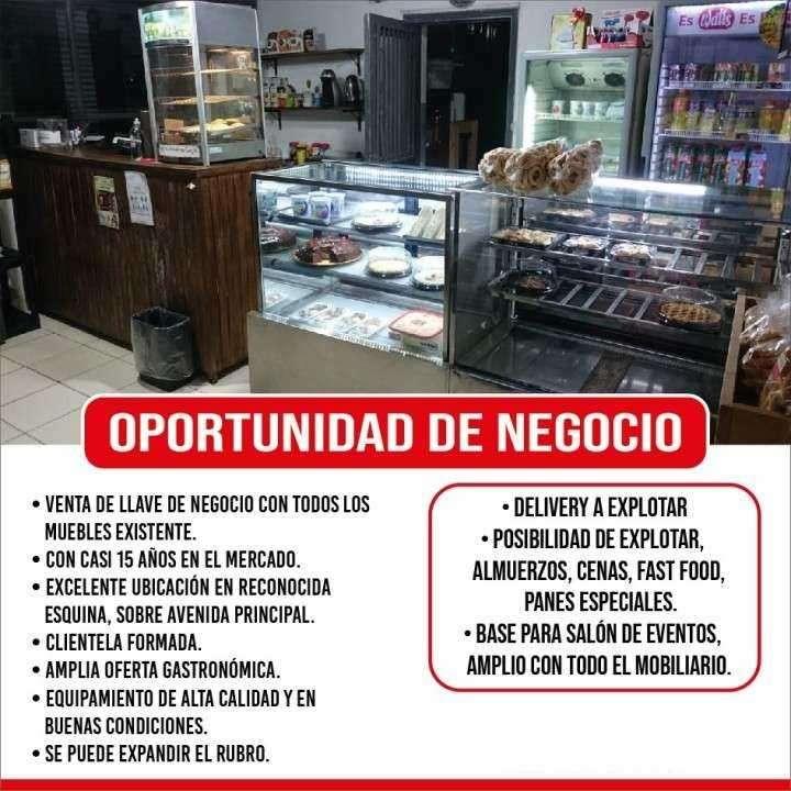 Panadería Confitería Restaurante - 0