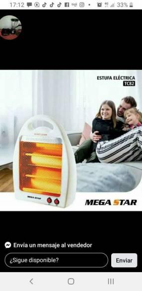 Estufa Mega Star