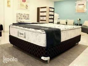 Base y colchón sommier Koala Premium 180x200cm