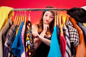 Ropas brasileñas semi nuevas lavadas y planchadas listas para vestir