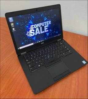 Dell e5470 i5 6300u 16 gb RAM 250 gb SSD