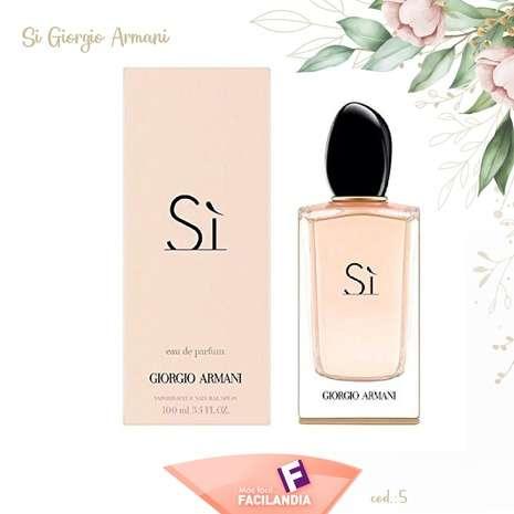 Perfume Si Giorgi Armani - 2
