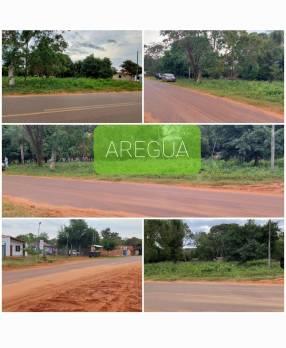Terrenos en Areguá Barrio Kokue Guazú