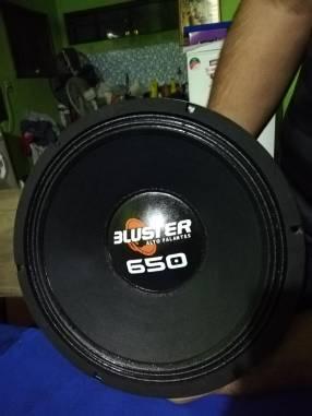 Parlante Bluster 650 de 8ohm