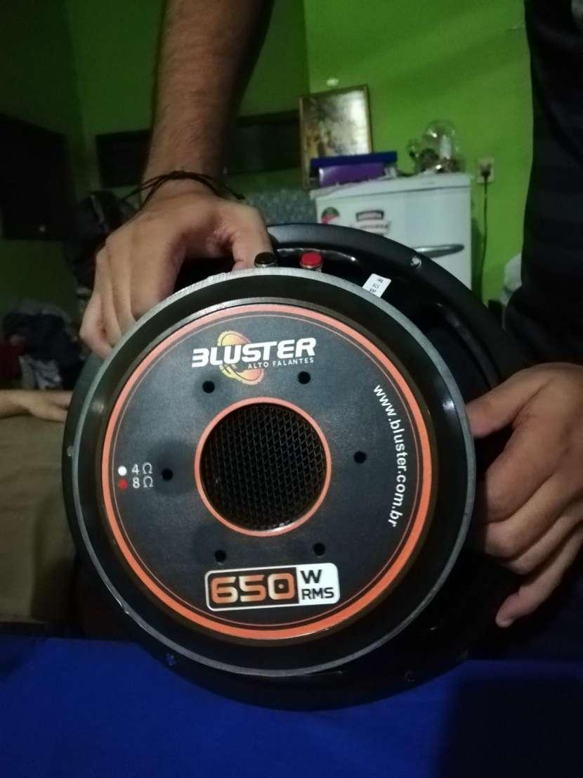Parlante Bluster 650 de 8ohm - 1