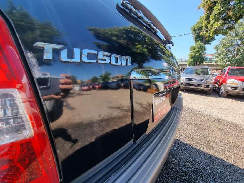 Hyundai Tucson 2006 - 5