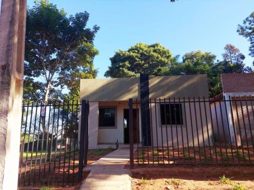 Casa a estrenar con gran patio en San Antonio - 5