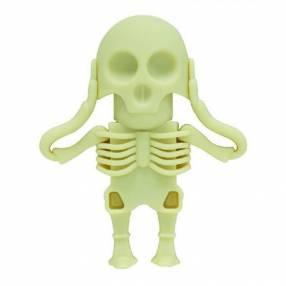 Pendrive diseño esqueleto 8gb