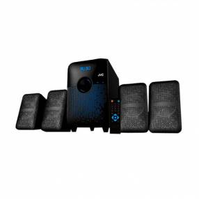 Home Theater JVC XS-N2519BU 65W 4.2 usb/sd/bt/fm/control
