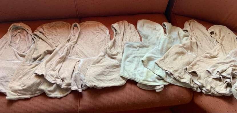 Monja/capucha protectora marrón - 2