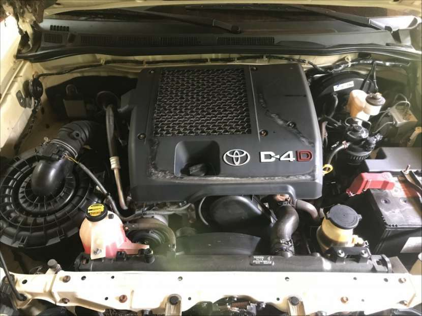 Toyota Hilux 2014 - 7