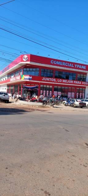Terrenos en Ypané Paso de Oro