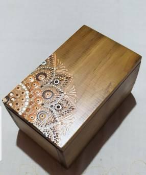 Caja de té Luxo