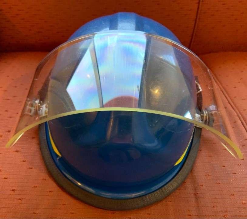 Casco Bullard Firedome PX color azul - 7