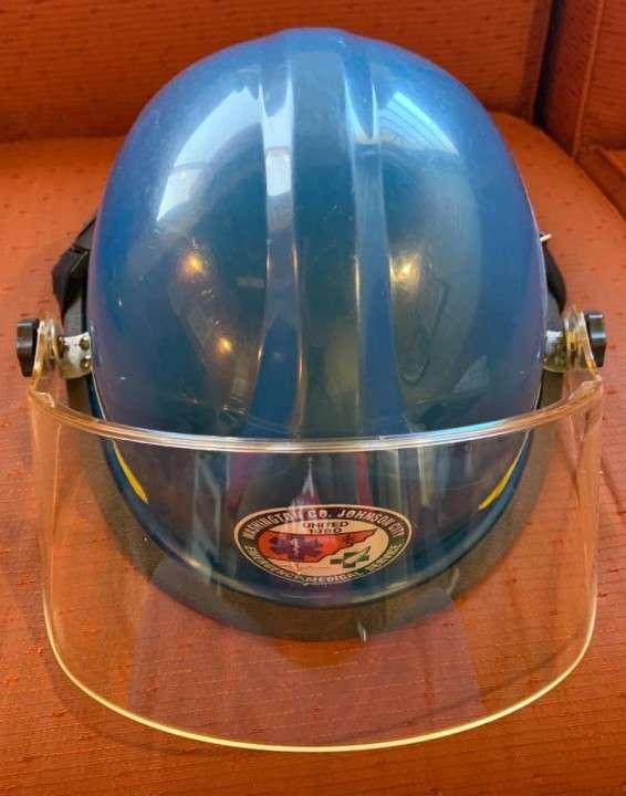 Casco Bullard Firedome PX color azul - 2