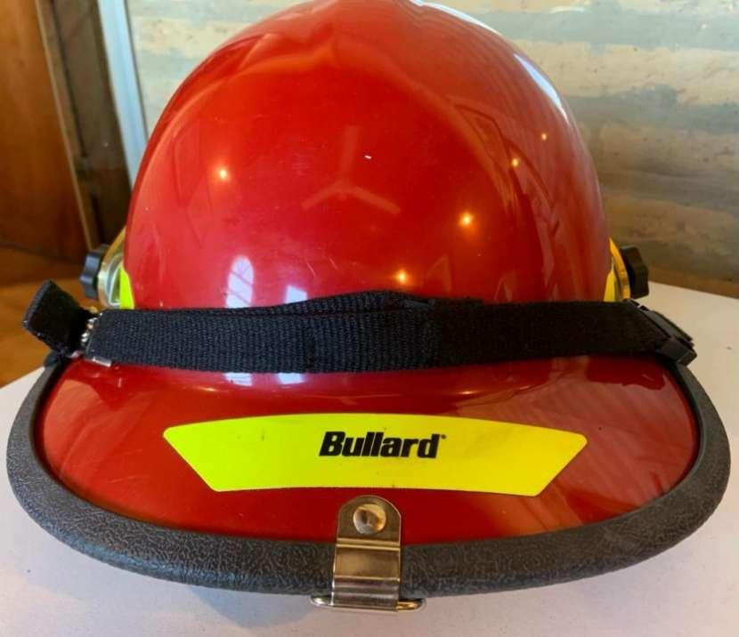 Casco Bullard Firedome PX rojo - 3