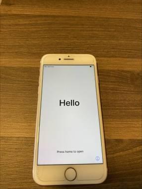 iPhone 7 de 32 gb Rose Gold