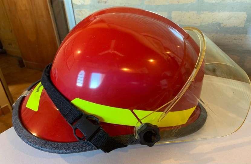Casco Bullard Firedome PX rojo - 2