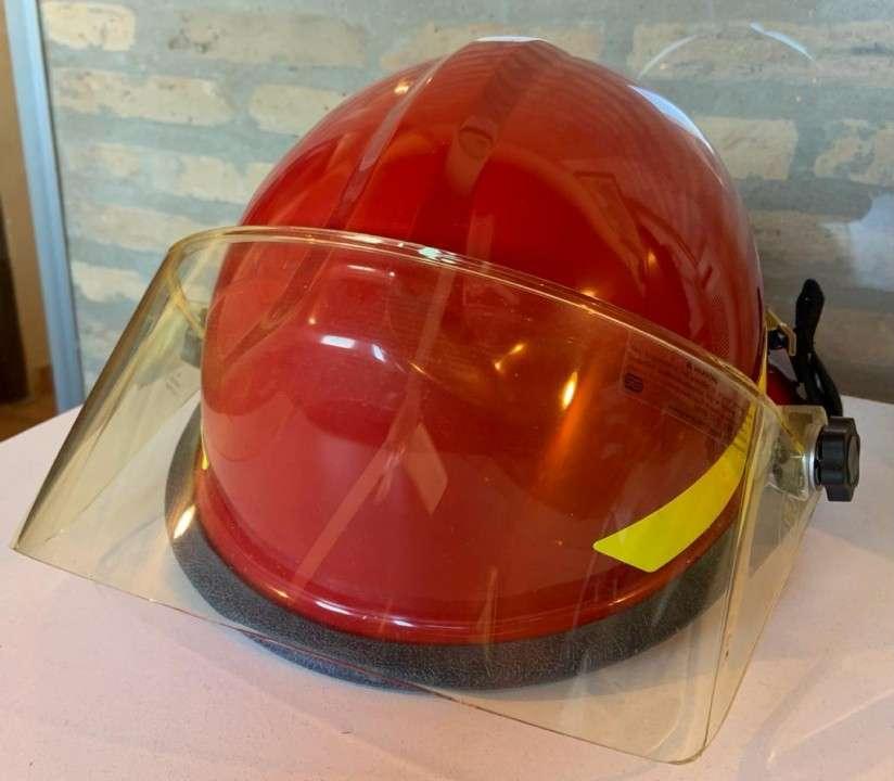 Casco Bullard Firedome PX rojo - 5