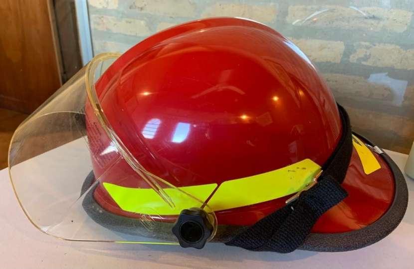 Casco Bullard Firedome PX rojo - 4