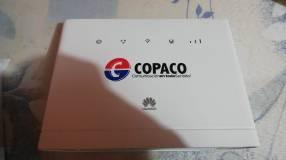 Router para Internet de Copaco