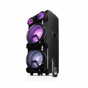 Caja audio karaoke Klip KLS-900 Zoundtastik Pro 2000W fm bluetooth