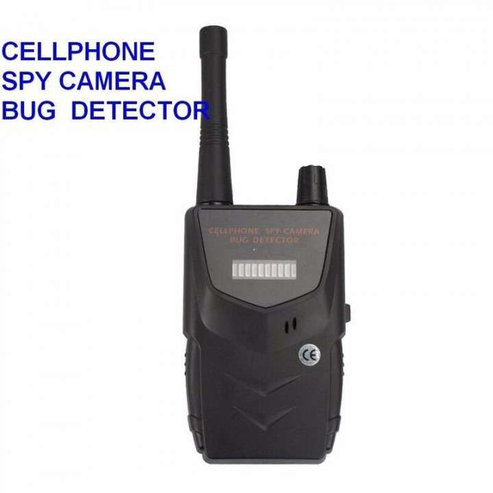 Detector de dispositivos de espionaje y escucha - 7