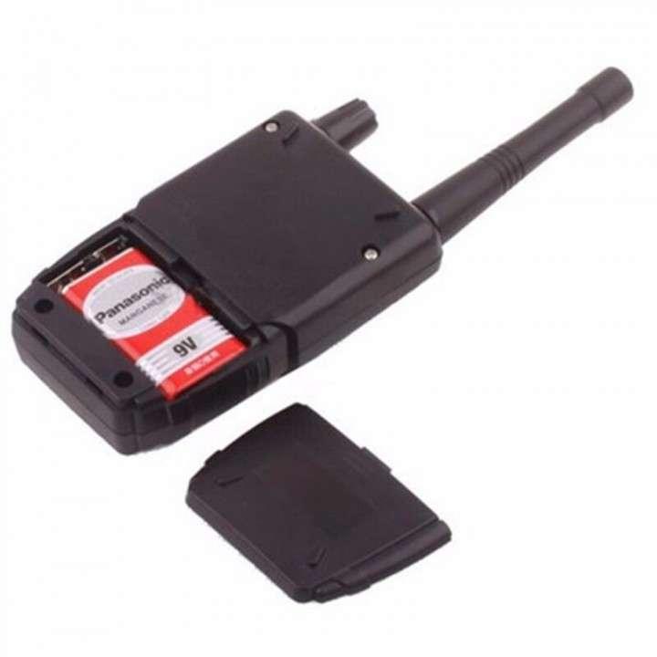Detector de dispositivos de espionaje y escucha - 3