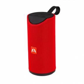 Parlante ARG-SP-3017RD BT W Drum Beats rojo