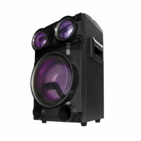Caja audio karaoke Klip KLS-640 Zoundtastik mini 900W fm bluetooth