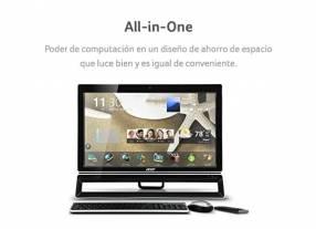 All in One Acer Intel Pentium 21.5 pulgadas FHD