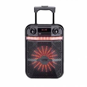 Parlante JVC XS-N319PBU 10 pulgadas 2.1 fm usb bluetooth 1 micrófono