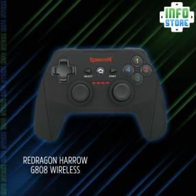 Control gamer Redragon Harrow G808