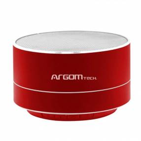 Parlante bluetooth rojo ARG-SP-2803RD