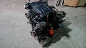 Motor para competición y caja Golfi