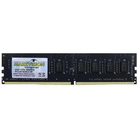 Memoria ram ddr4 Markvision 8gb 3000MHz - 0